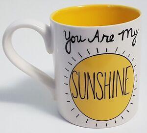Image Is Loading You Are My Sunshine Coffee Mug Cup Lorrie