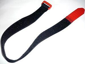 10x Klettband Klettbänder Klettverschluss Klettkabelbinder Kabelbinder Band