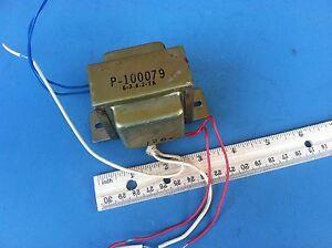 Power Transformer P-100079 23v, 13v, #34