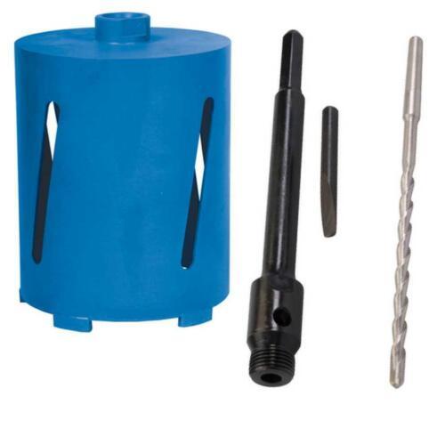 91 mm  SDS PLUS DIAMOND CORE DRILL BITS CONCRETE STONE UPTO 600 mm LONG