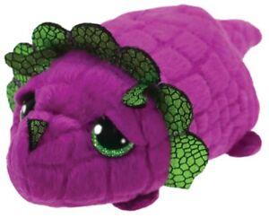 100% Vrai Teeny Ty Dragon-londres - 10 Cm + Cadeau Sac-en Fr-fr Afficher Le Titre D'origine