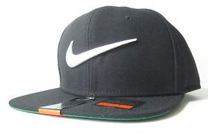 27e03ae3 Image is loading Nike-Swoosh-Pro-Snapback-Cap-639534