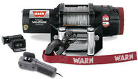 Warn Atv Provantage 3500 Winch W/mount 93 Polaris Sportsman 350l