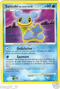 Pokémon N°79/111 - Shellos Mer Orient Livella 21 -