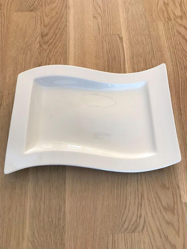 Porcelæn, Tallerkner, 12 stk