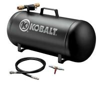 Kobalt Portable 7-gal Multi Purpose Air Tank 165 Psi Compressor Tool Accessory