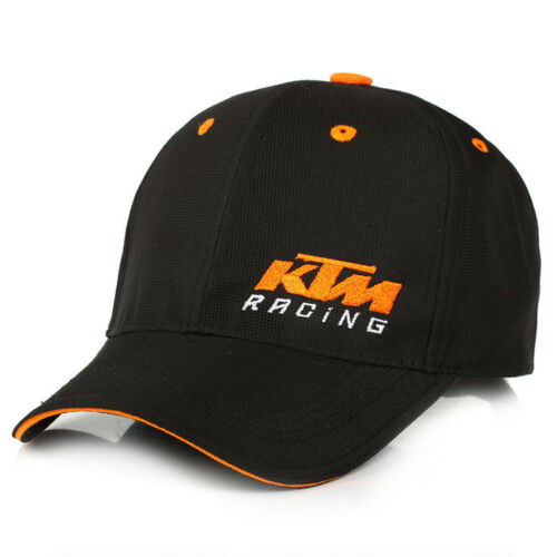 Authentic Adjustable KTM03 Motorcycle Racing Cap Cotton Embroidery Sport Men Hat