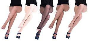 Sentelegri-Toeless-Sheer-Summer-Tights-15-Denier-Various-Colours-Open-Toe