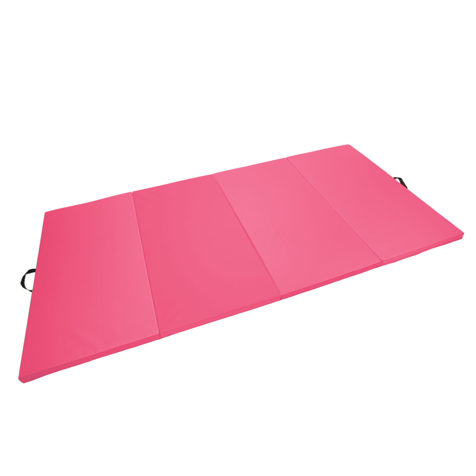 Gymnastics Mats For Home Walmart: Gymnastics Gym Folding Exercise Mat Gymnastics Tumbling