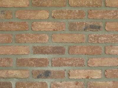 Süß GehäRtet Retro-feldbrandsteine Wdf Bh890 Rot-bunt Klinker Vormauerverblender Feldbrand Baustoffe & Holz