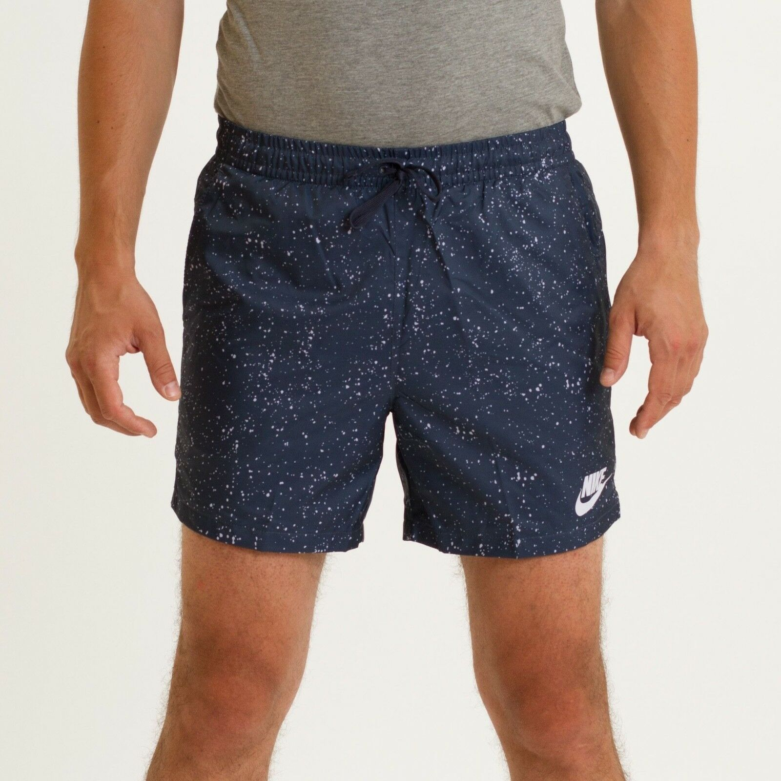 Mens NIKE Sportswear Woven Flow Shorts 2XL Standard Fit 918897-558