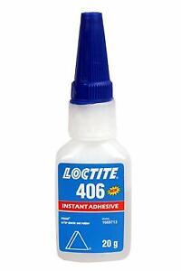 Loctite 406 Adhésif Instantané 20 Gramme Bouteille