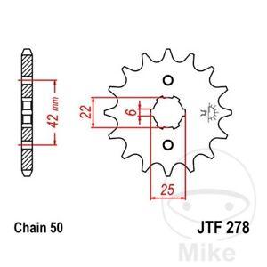 Ritzel für HONDA CB360 //G5 Baujahr 75 mit 16 Zähnen