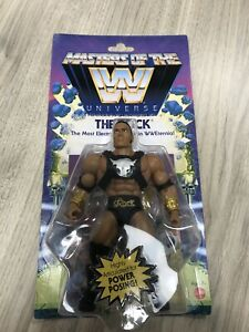 Masters-of-the-WWE-Universe-The-Rock-Figure-Walmart-Exclusive-New-MOTU