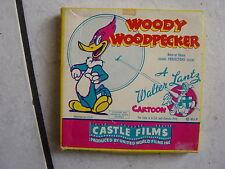 Woody Woodpecker  -Super 8mm Film, 30 meter???? meter,s/w.