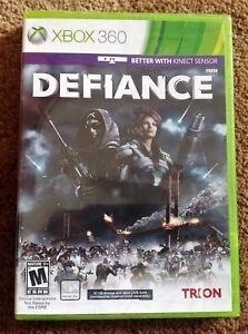 Details about DEFIANCE VIDEO GAME XBOX 360 WALMART RECONDITIONED SEALED  FREE SHIPPING 2013