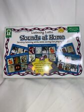 Listening Lotto - Sounds at Home (2006, Game)