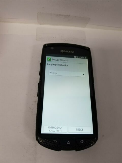 Kyocera Brigadier 16GB Black E6782L (Verizon) Great Phone Discounted JW9263