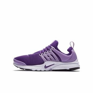 Image is loading NIKE-PRESTO-GIRLS-BOYS-PURPLE-UK-SIZE-3-