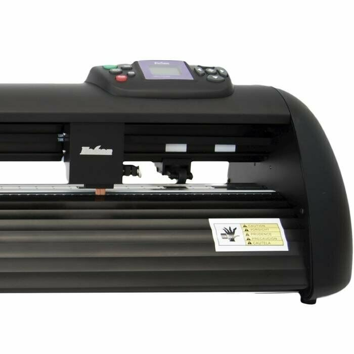 FOISON C 24 610mm Wide Bed - vinyl cutter for stickers and t-shirts