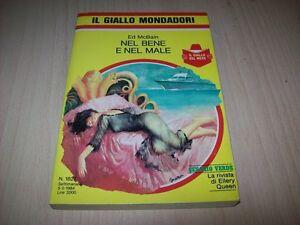 IL-GIALLO-MONDADORI-1827-ED-McBAIN-NEL-BENE-E-NEL-MALE-1984-OTTIMO-MATTHEW-HOPE