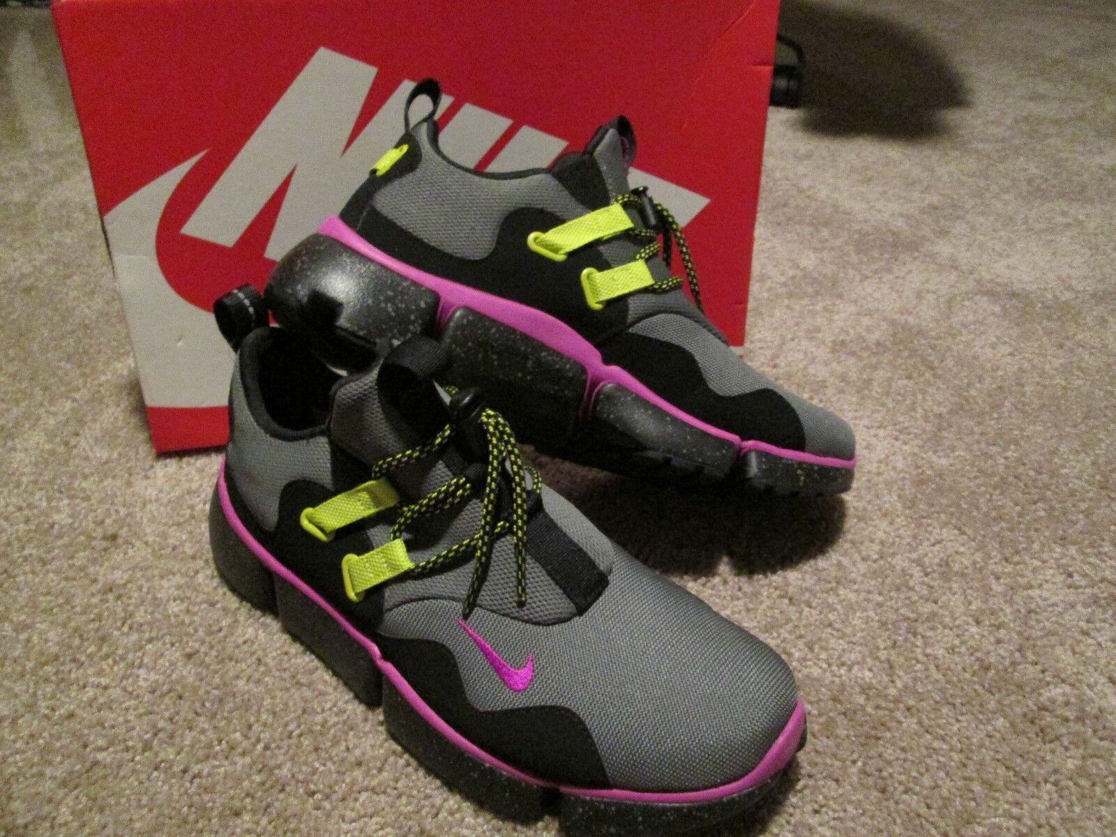 Brand new nike coltellino dm river rock trail / scarpe da corsa 9 la libera navigazione!