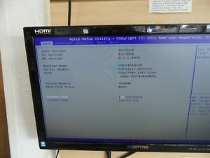 Sony-SVE14A1HFXB-Chassis-For-Parts-Posted-Bios-No-Hard-Drive-See-Pictures