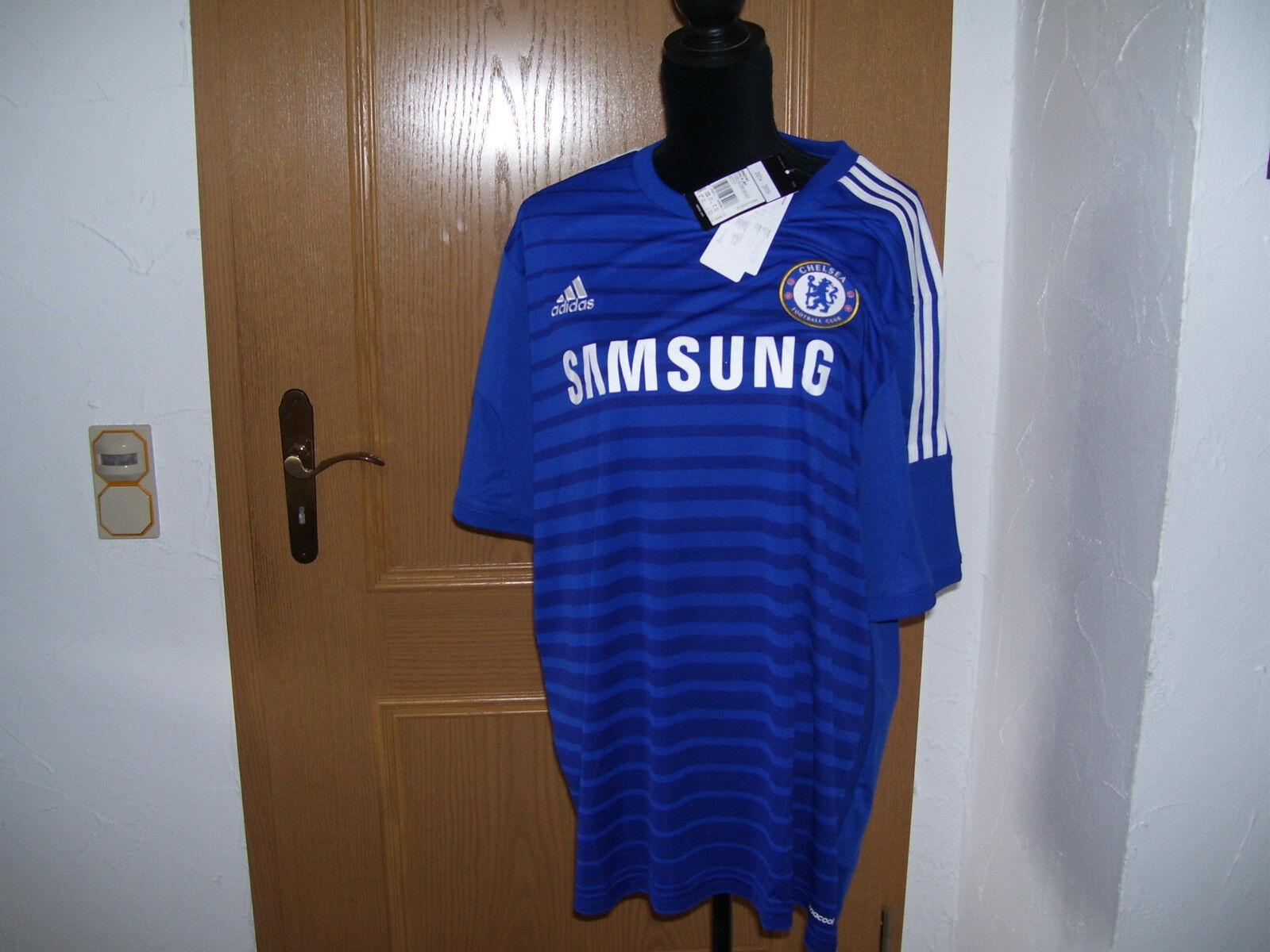 Clubs Adidas T-shirt Chelsea Fc 2014-2015  Grösse 2XL