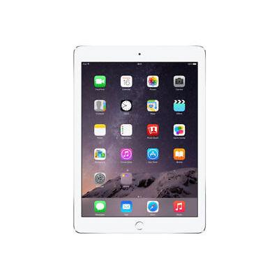 Apple iPad Air 2 16GB, Wi-Fi + Cellular (Unlocked), 9.7in - Silver
