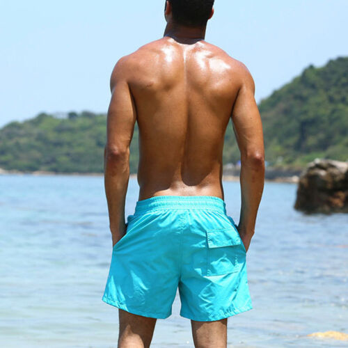 Uomo Nuoto Pantaloncini da Surf Bagno Costume Spiaggia Casual Mutande