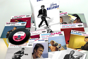JOHNNY-HALLYDAY-COFFRET-COLLECTOR-NEUF-15-CD-LES-ANNEES-VOGUE-Remasterise