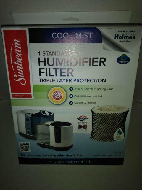 Home, Furniture & DIY Sunbeam SF221 Cool Mist Humidifier