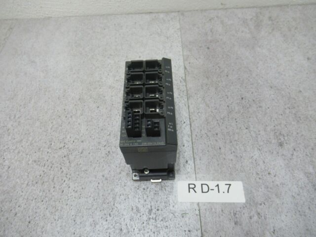 Siemens 6GK5208-0BA10-2AA3 Siemens Scalance X208 Simatic Net Industrial Ethernet