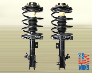 Front Left Complete Struts Assembly w//coil springs Fits 2002-2006 Nissan Altima