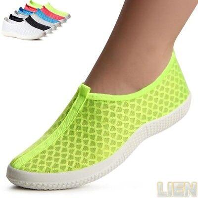 Damenschuhe Slipper Sneaker Turnschuhe Halbschuhe Ballerina Wasserschuhe | eBay