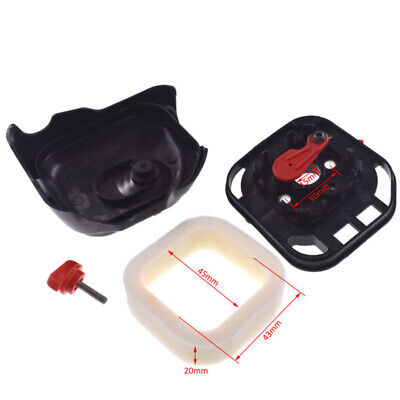 Air Filter Assembly For Zenoah 25.4CC 2600 2 Cycle Strimmer Brushcutter Engine