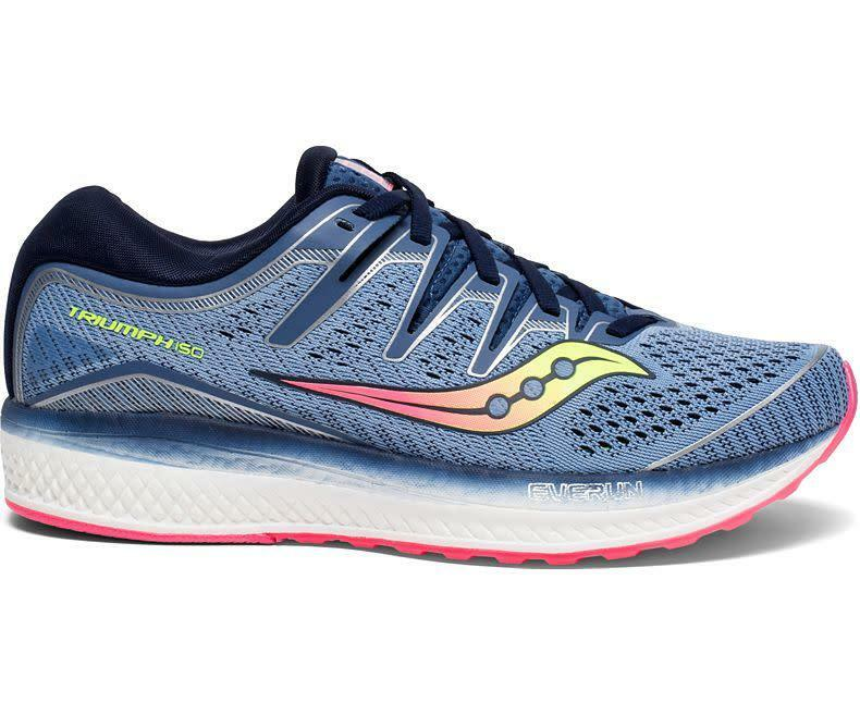 Saucony S10462 1 Triumph ISO ISO ISO 5 bluee Navy Women's Running shoes badb96