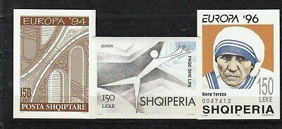 1994/96 Block 101 104 26859 Albanien Die Neueste Mode 107 **,