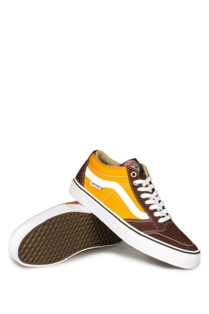 59a851e8bd VANS X ANTI HERO – TNT SG BROWN TRUJILLO SIZE 6.5 MENS USED. LIMITED ...