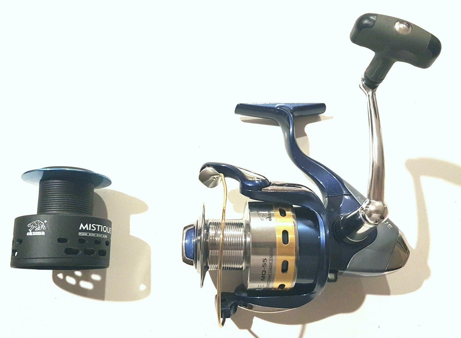 OKUMA MISTIQUE MQ-45 SPINNING REEL TEMPORARY PRICE REDUCTION FROM  75