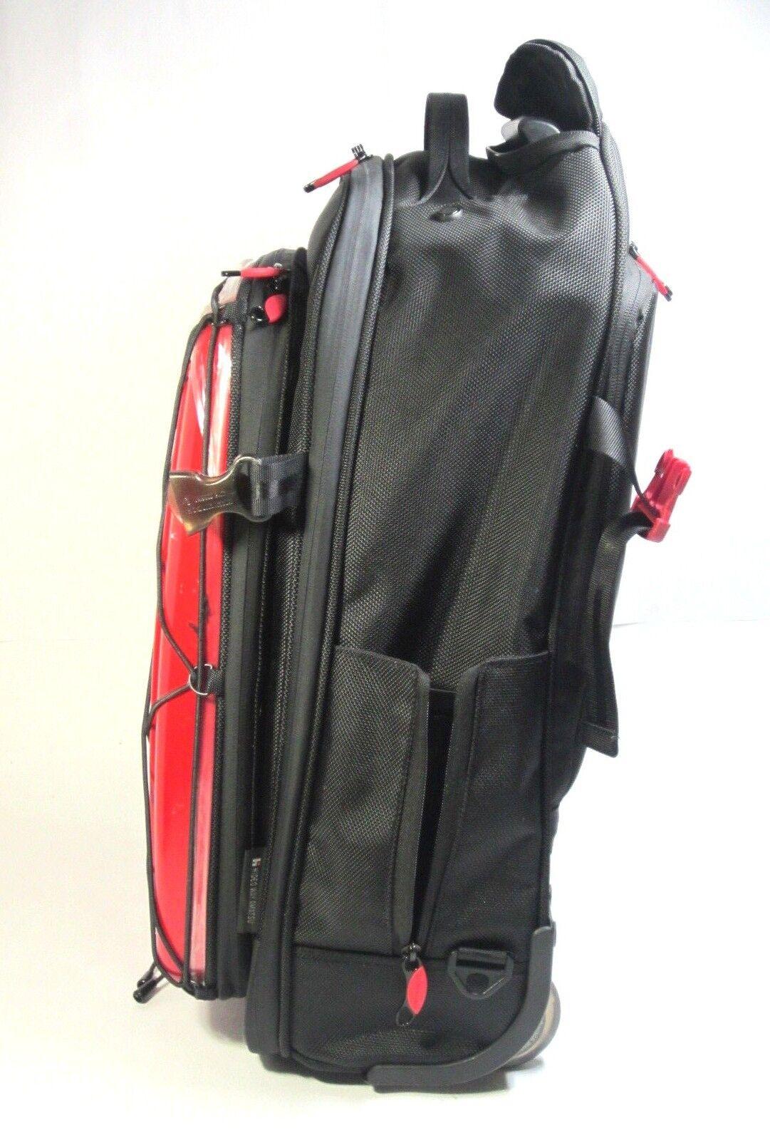 Hideo Wakamatsu Hybrid Gear Trolley3 3way Carry Bag Suitcase Black 28l For Sale Online Ebay
