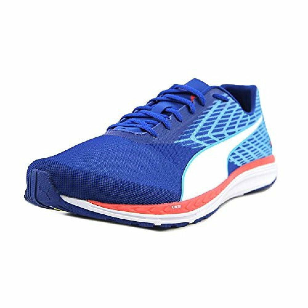 PUMA Men's Speed 100 R Ignite Ankle-High Running shoes