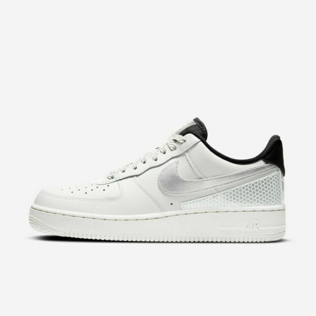 Size 8.5 - Nike Air Force 1 Low x 3M White for sale online | eBay