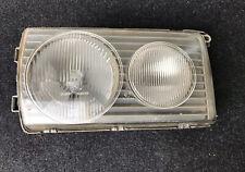 Scheinwerfer Streuscheibe Linse links für MERCEDES E Klasse W123 1976-1985