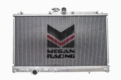 Megan Racing high performance aluminum radiator Mitsubishi Evo 8 9 03-07 Manual