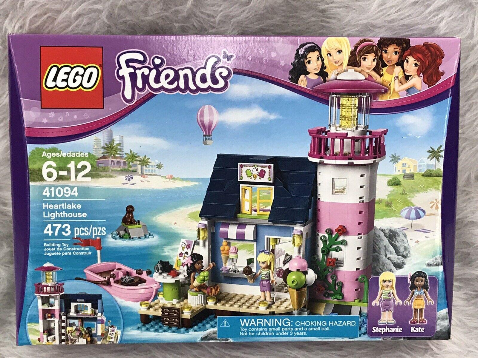 New Lego Friends MiniFigure KATE from Heartlake Lighthouse 41094