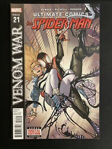 Ultimate Comics All New Spider-Man 21 Miles Morales 2013 ...