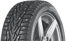 22550r17 98t Xl Nokian Nordman 7 Studded Winter Tire Fits 22550r17