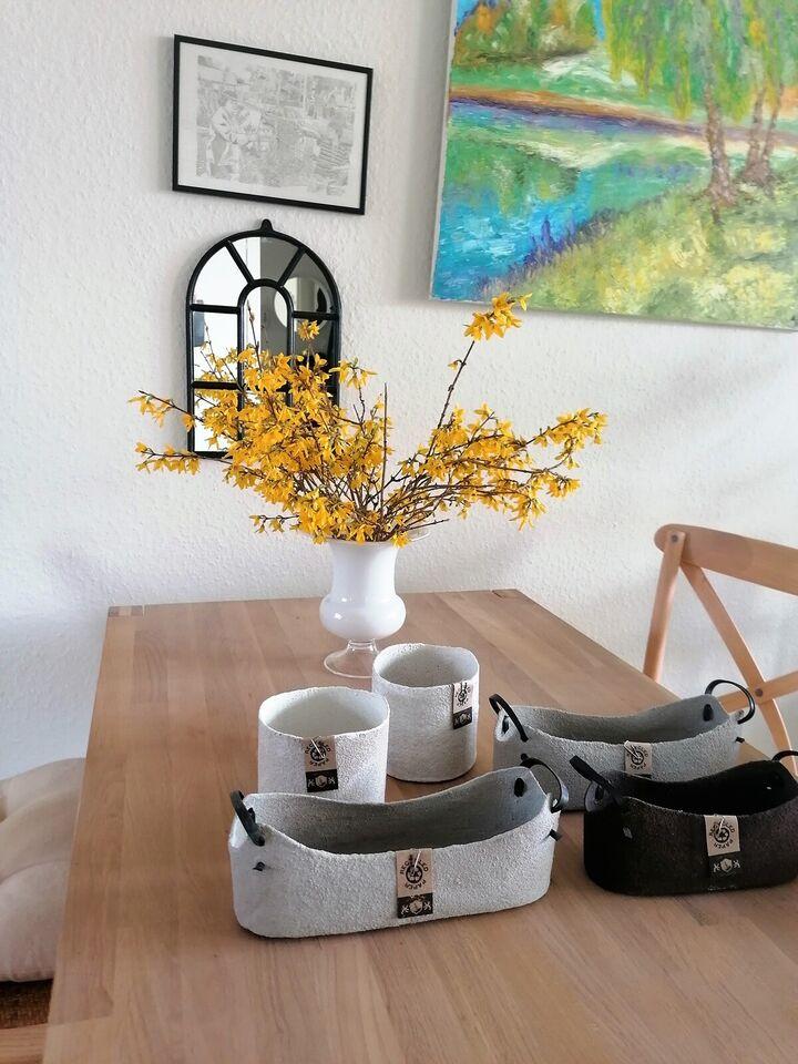 Lübech Living, urtepotteskjuler / beholder
