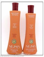 Neuma Neu Volume All Organic Hair Shampoo 10.1 Fl Oz / 300 Ml & Conditioner Duo